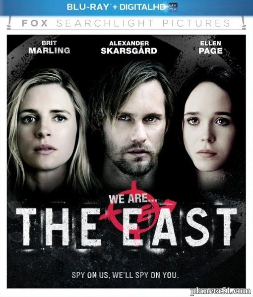 Восток / The East (2013/BDRip/HDRip)