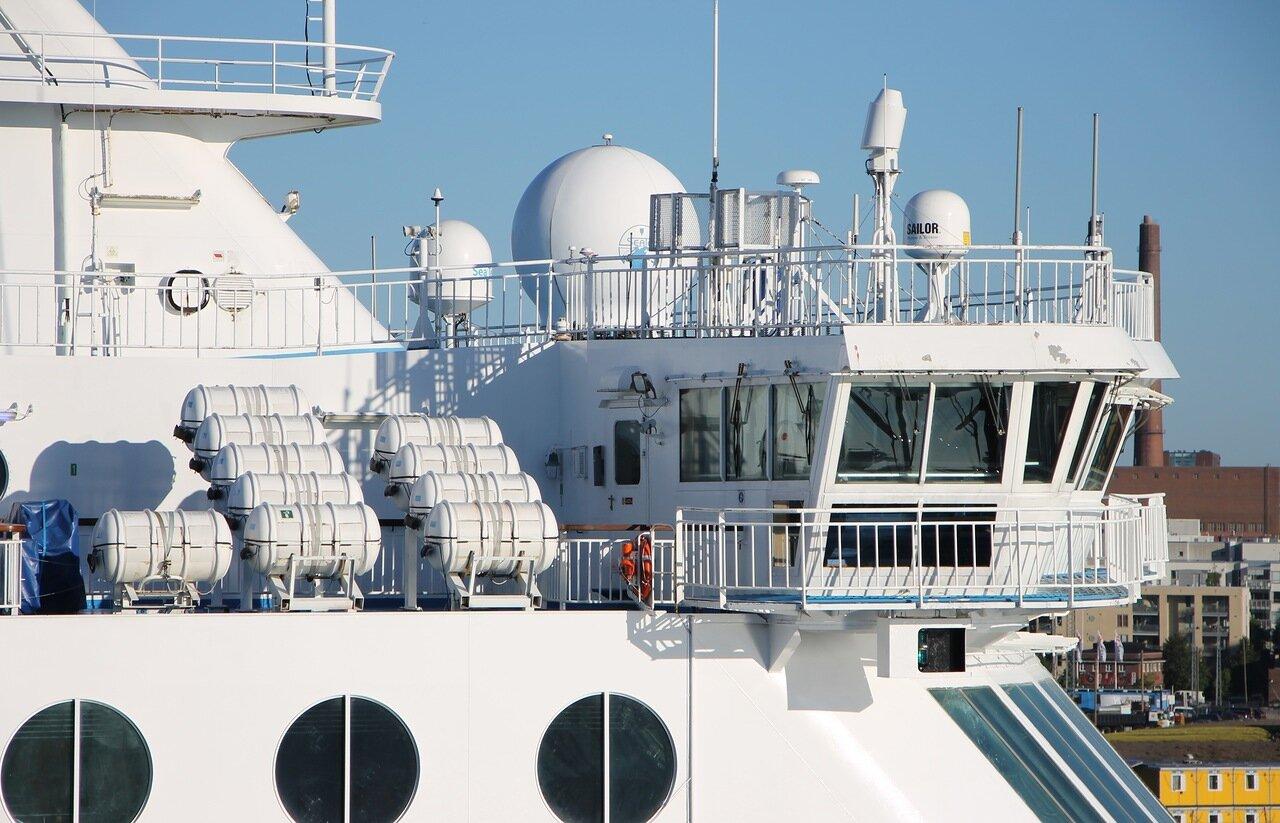 Паром Финляндия (Eckerö Line Finlandia Ferry)