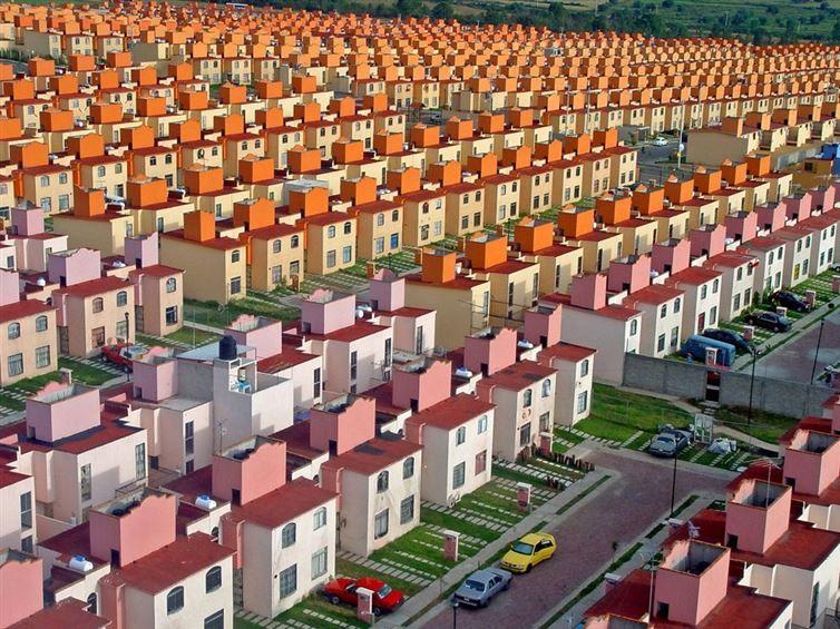 Это не Леголенд и не детская игровая площадка. Это город Сан-Буэнавентура в Истапалуке, Мексика. Бол