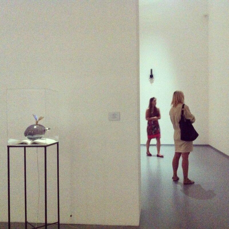 Выставка Ребекки Хорн в ММАМ