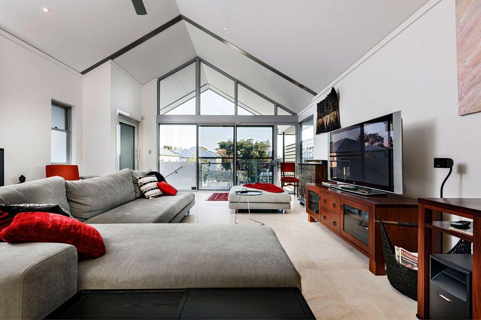 Трехэтажный дом в городе Перт от компании Cambuild