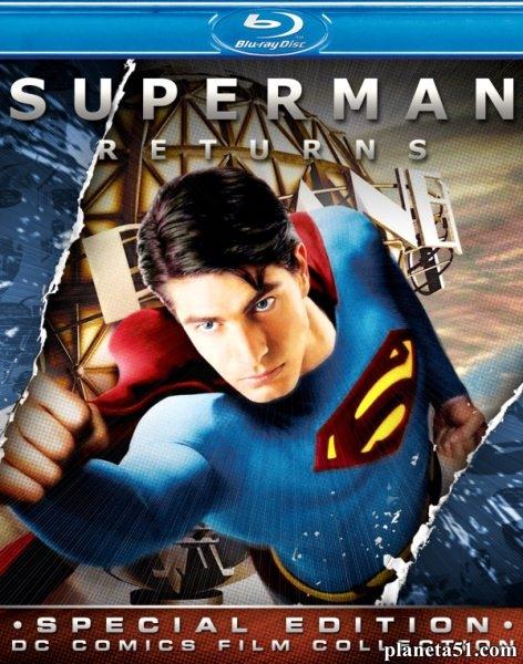 Возвращение Супермена / Superman Returns (2006/BDRip/HDRip)