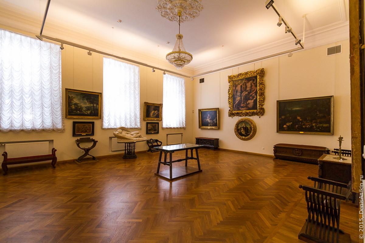 Художественный музей Радищева интерьер 24