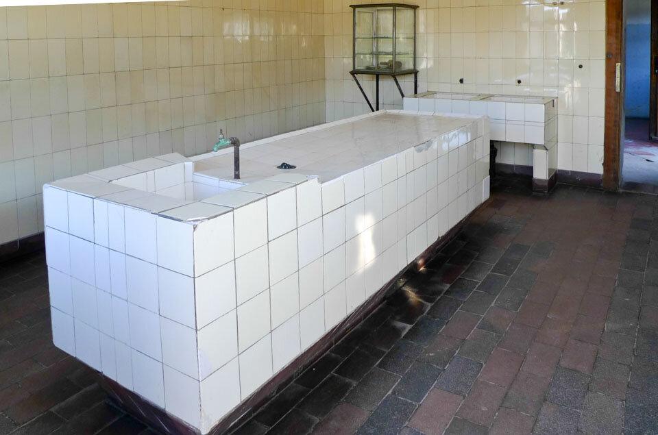 Pathology Room in Crematorium