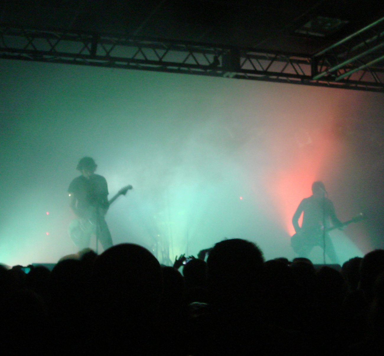 A Place To Bury Strangers, St Petersburg, Russia