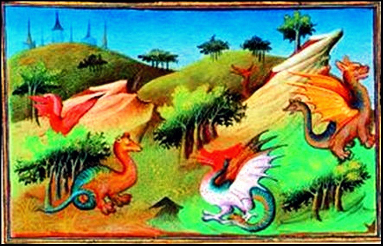Книга Марко Поло, изданная в средневековой Франции, была названа Книгой чудес.1.jpg