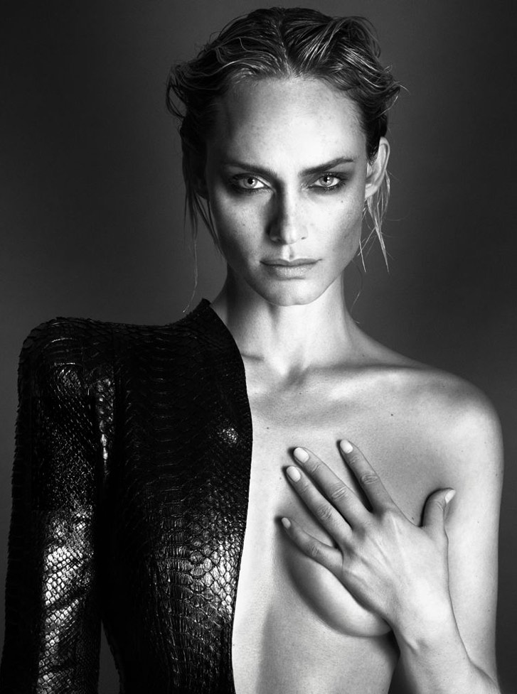 Амбер Валлетта / Amber Valletta - The Originals by Mert Alas & Marcus Piggott - Interview Magazine september 2013