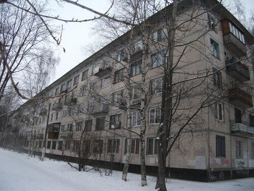 ул. Ольги Форш 3