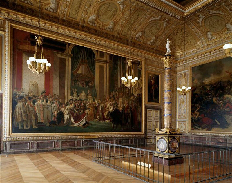Зал коронования