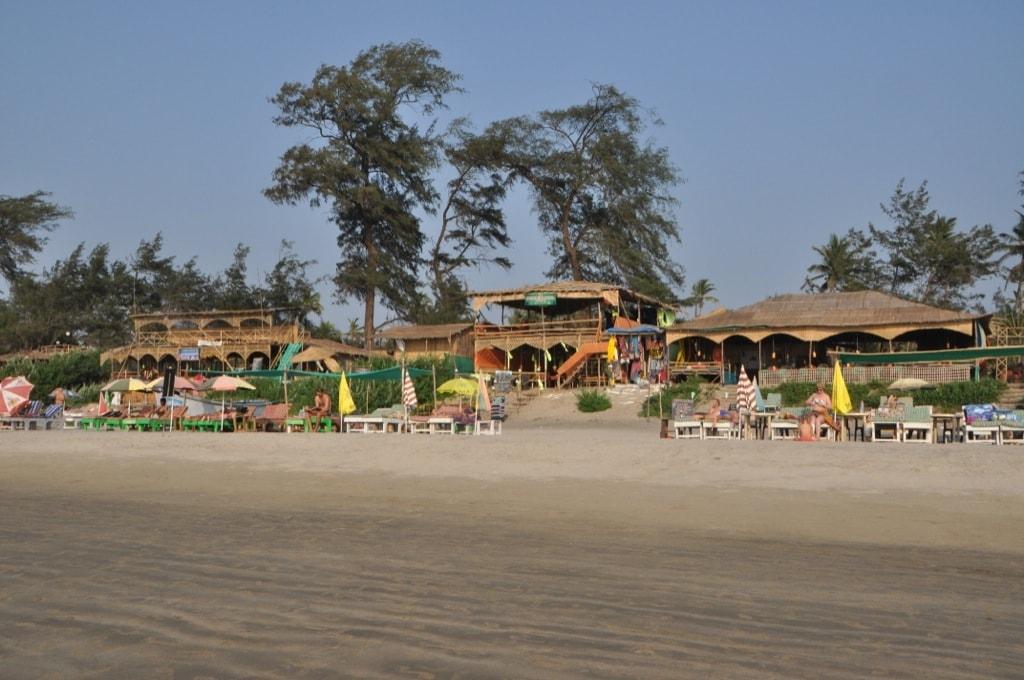 Пляж Арамбол