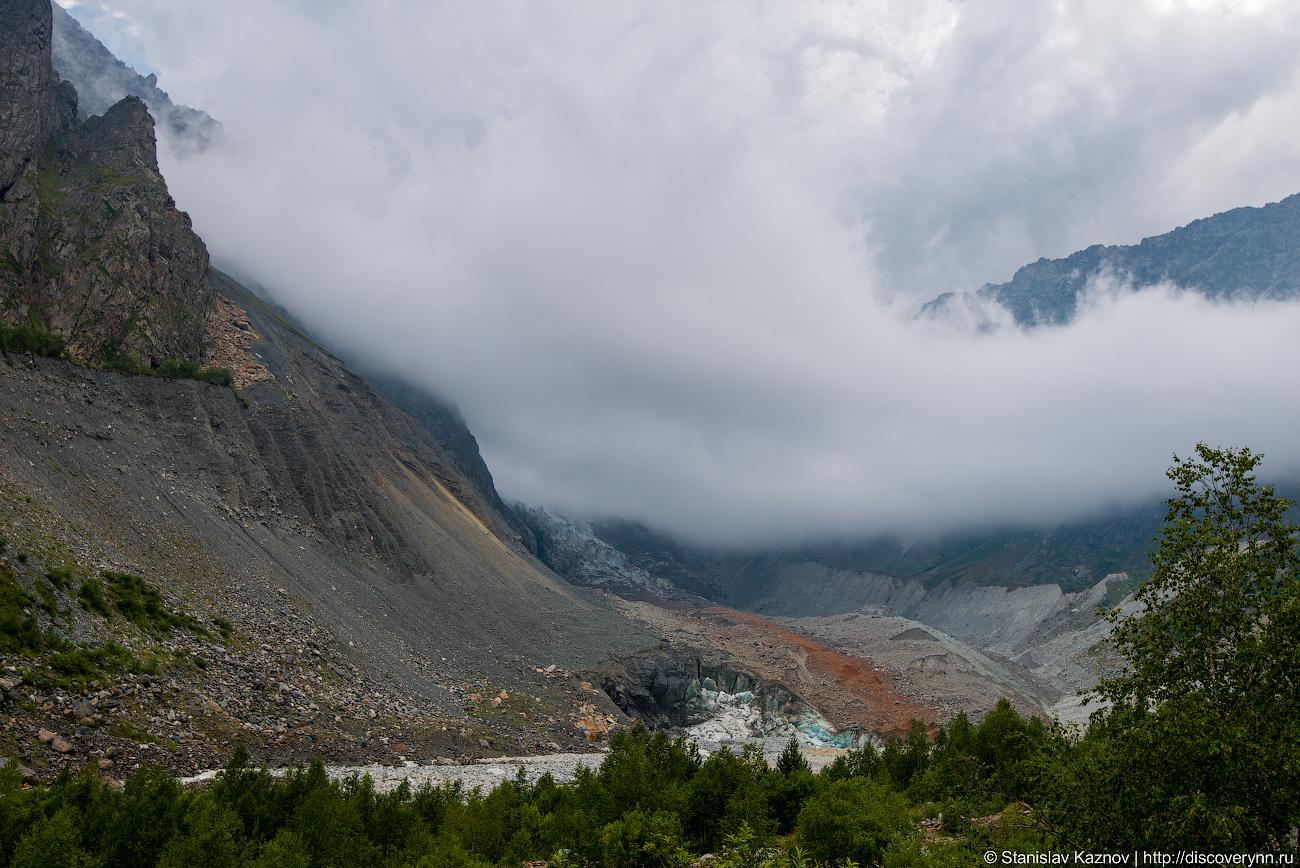 Дорога к Цейскому леднику очень, ледник, облаков, самый, больше, Осетии, Северной, маршрут, масштаб, Оцените, точку, синюю, постом, основания, человека, рассказ, фототура, Предыдущие, посты, нашего