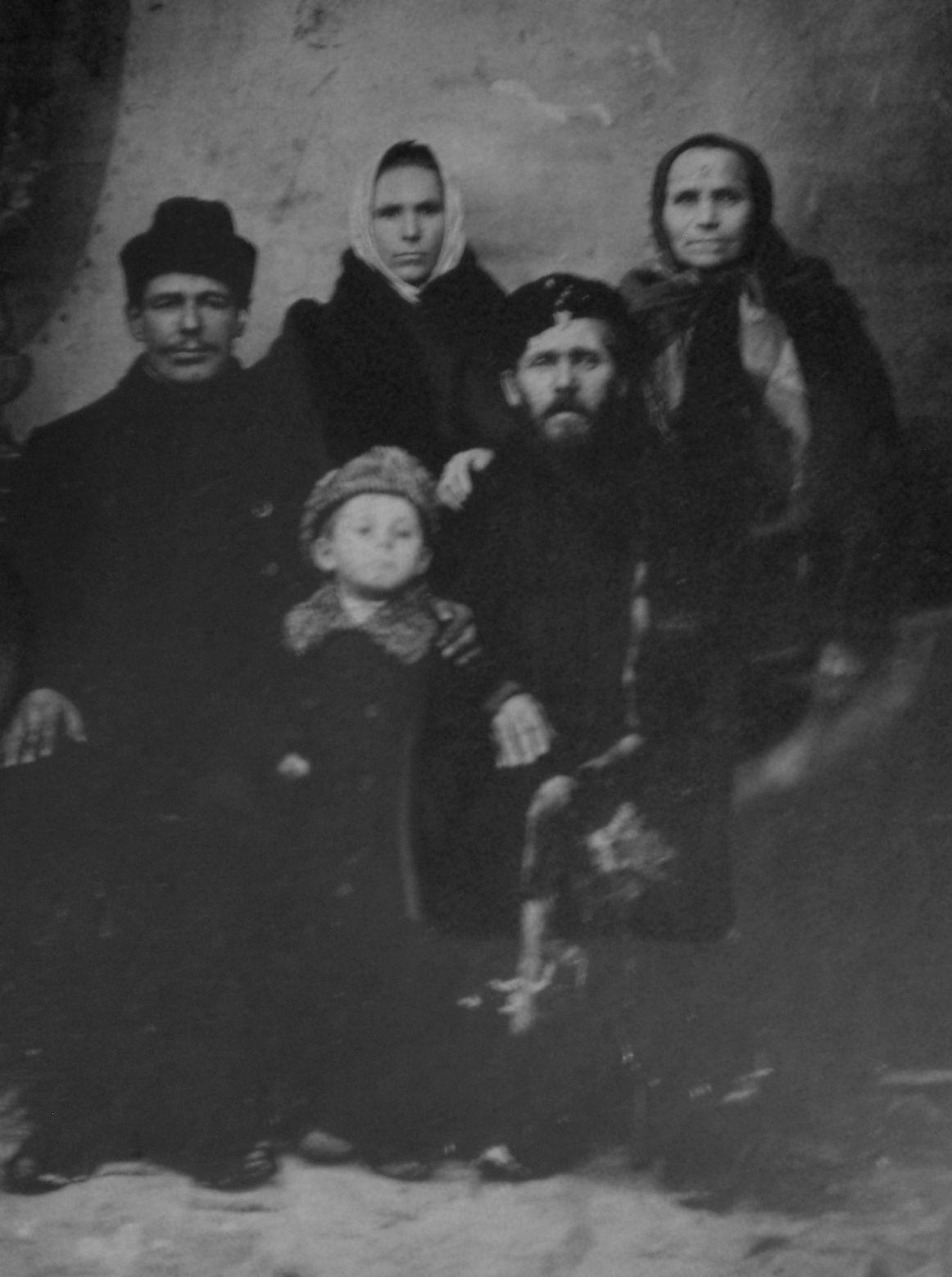 Семья Огрель