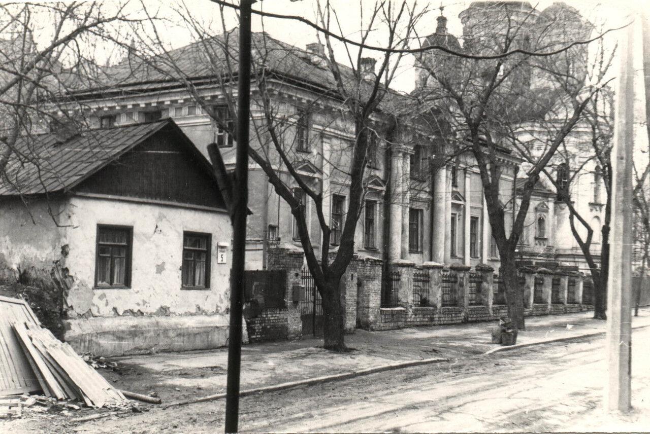 Ул. Покровская. 1987 год