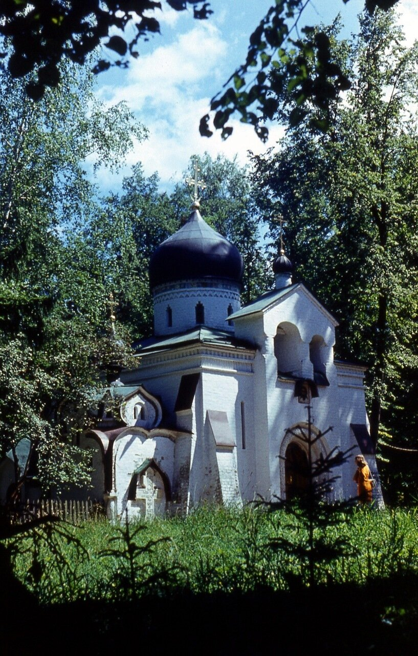 4. Спасская  церковь