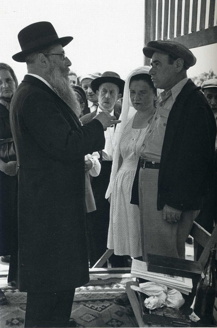 1950. Традиционная свадьба