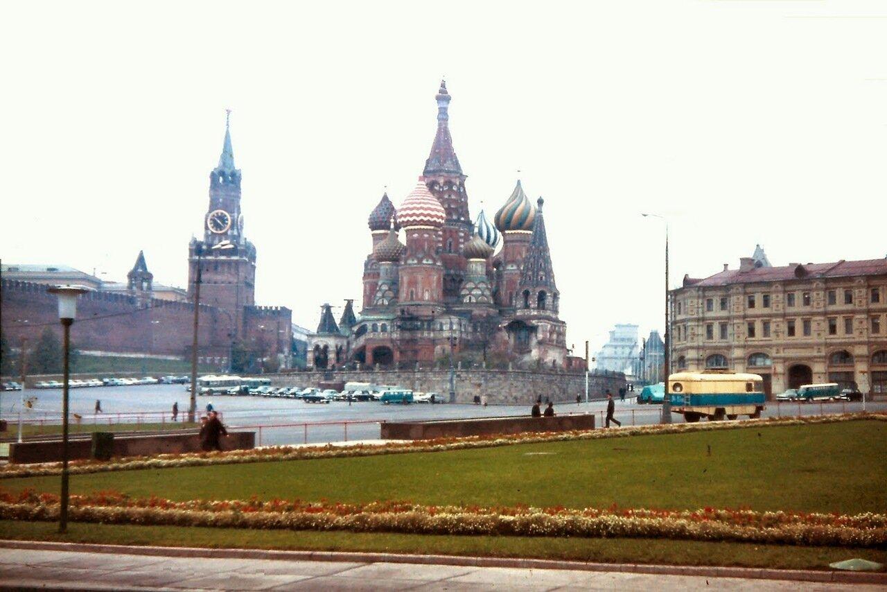 MOSCOU - Saint Basile