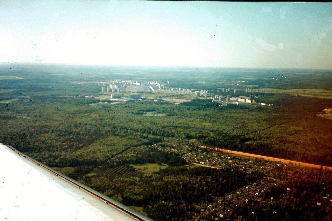 A l'approche de Moscou