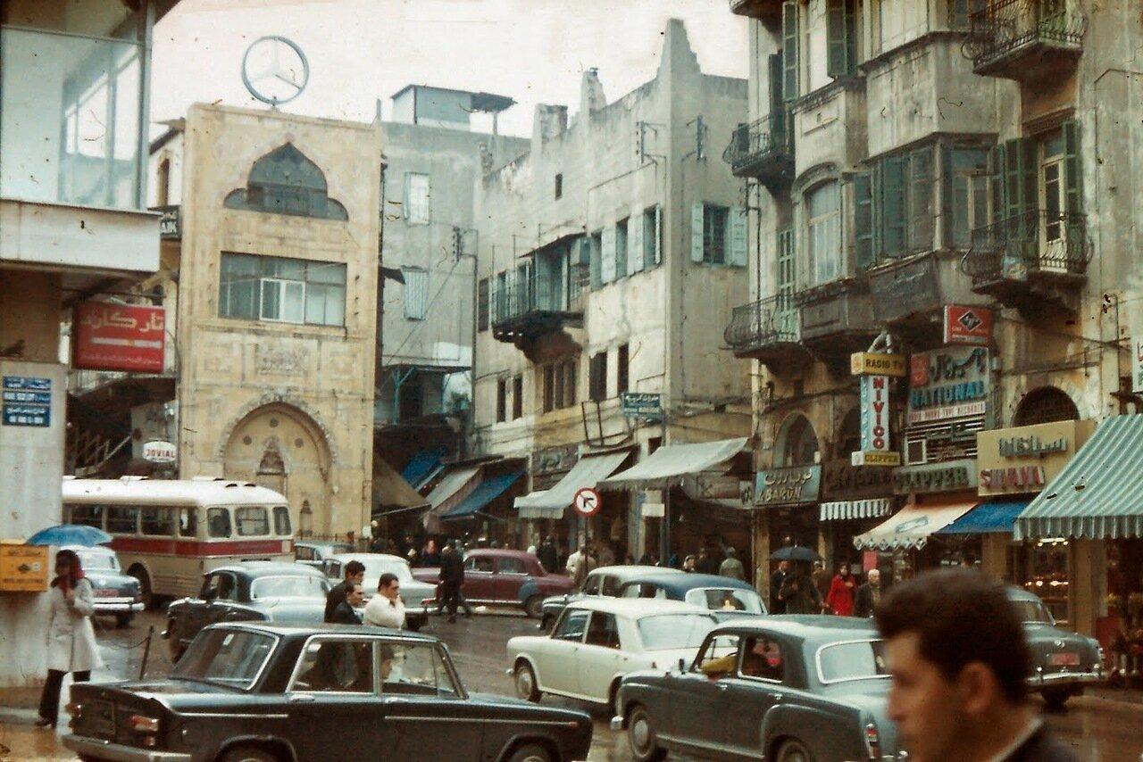 Beyrouth. La vieille ville.