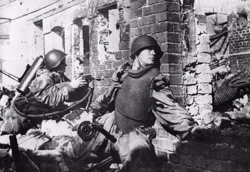 «Красная звезда», 18 декабря 1942 года, Сталинградская битва, сталинградская наука, битва за Сталинград