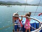 Дети на турецком катере..JPG