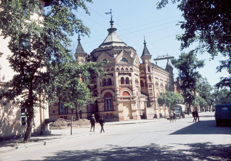 1967 Хабаровск. Oddner, Georg (1923-2007)5.jpg