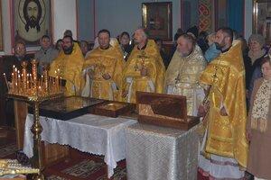 Lumina liturgică în satul Danu