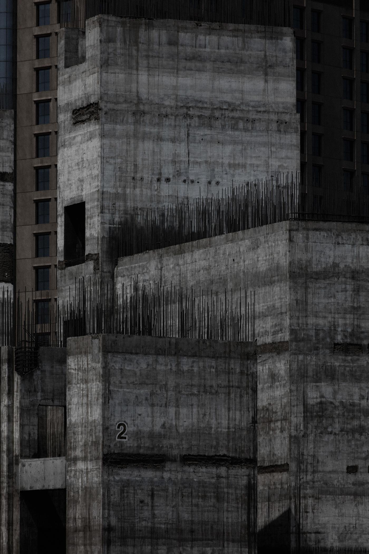 Desert Tombstones / фотограф Carsten Witte