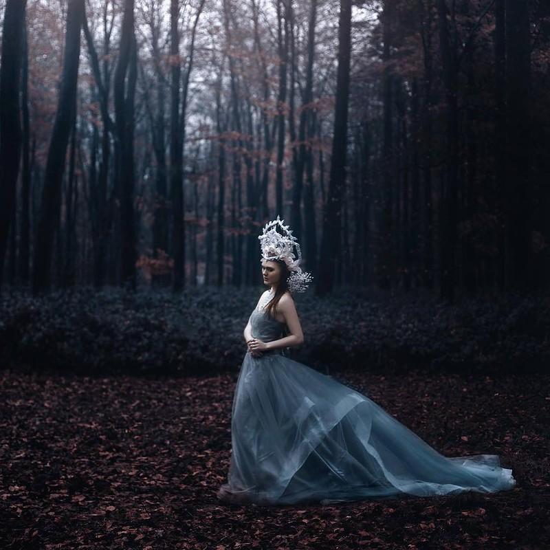 0 17e870 89dc2ce6 orig - Магические портреты девушек от Беллы Котак