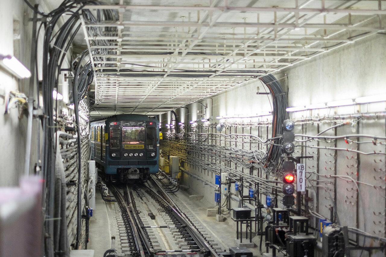 Во что превращается московское метро