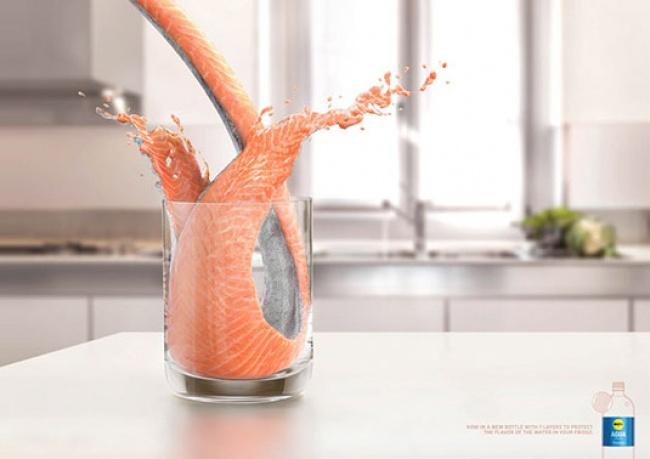 © exito     Уэтих бутылок настолько толстые стенки, что запах еды изхолодильника никогд