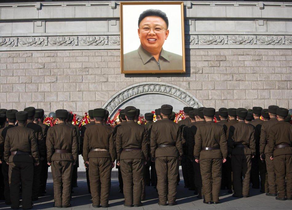 Театр в Пхеньяне, 26 февраля 2012: