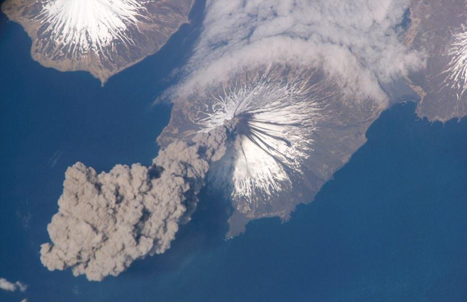В 2008 году в Чили проснулся вулкан Чайтен, который не извергался несколько сотен лет.