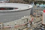Стадион 2 ноября 2017