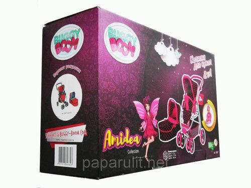 Buggy Boom Amidea 8567Е красная (5).jpg