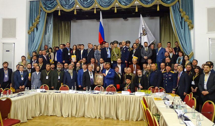 20171108-Русское историческое просвещение сделало шаг вперед. Итоги Всероссийского Общего Собрания Общества «Двуглавый орел»