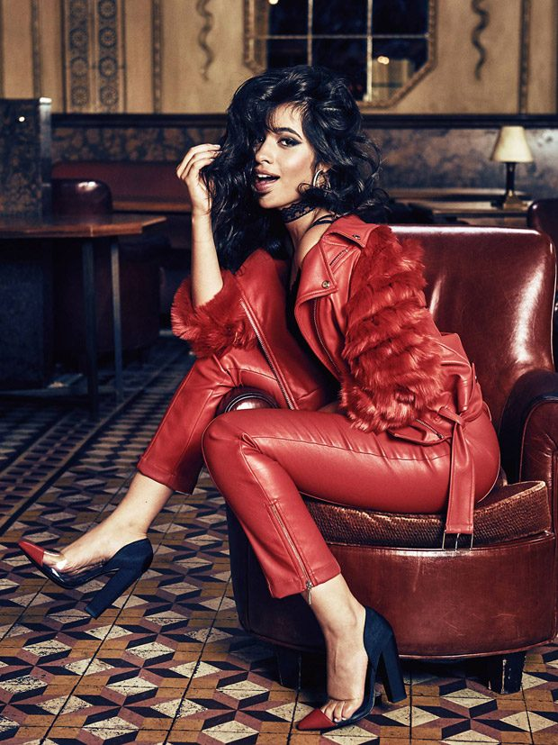Camila Cabello is the Face GUESS Holiday 2017 Collection (11 pics)