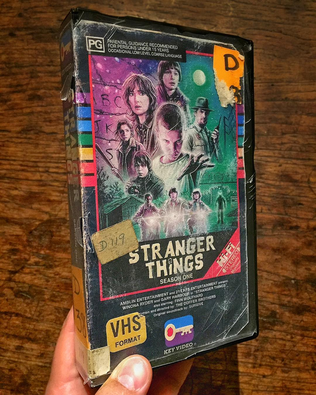 Retro Video Tapes by Steelberg (8 pics)