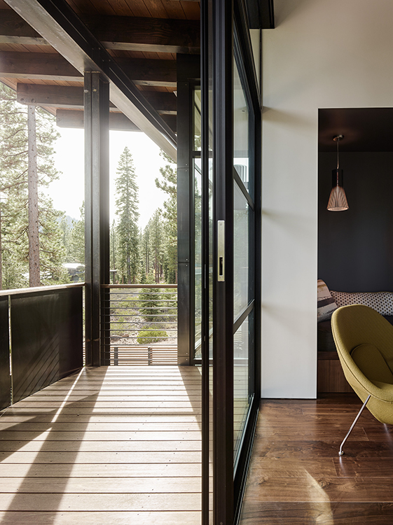 Martis Camp 141 by Faulkner Architects