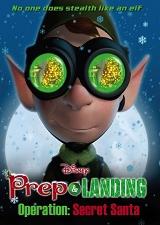 Секретная служба Санты: Подарок на Рождество / Prep & Landing Stocking Stuffer: Operation: Secret Santa (2010/BD-Remux/BDRip/HDRip)