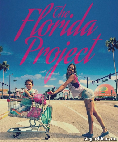 Проект «Флорида» / The Florida Project (2017/DVDScr)