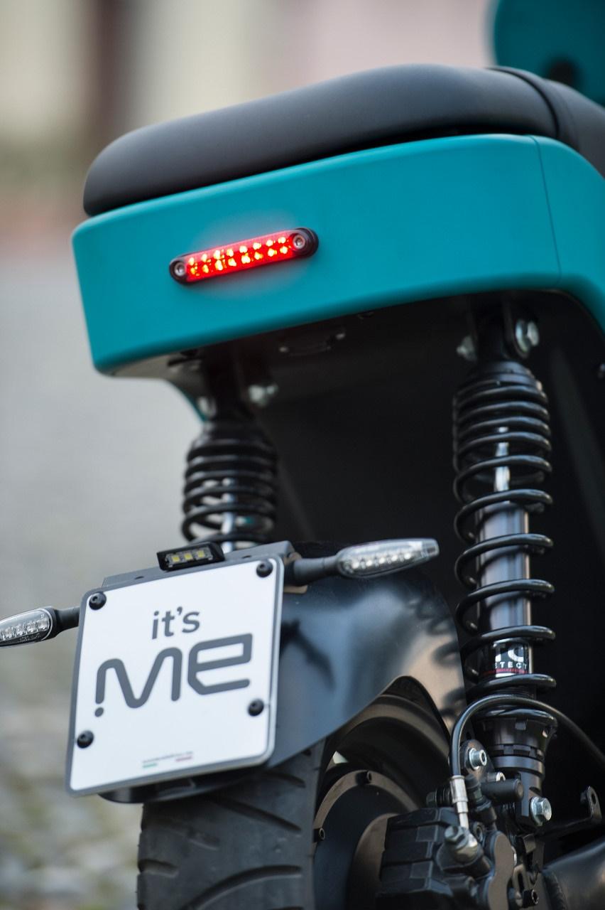 Электроскутер ME 6.0 2018