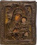 НВ-468-38 Икона «Богоматерь Иверская». 18х14,5 см.jpg