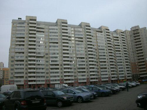 Пулковское шоссе 26к7