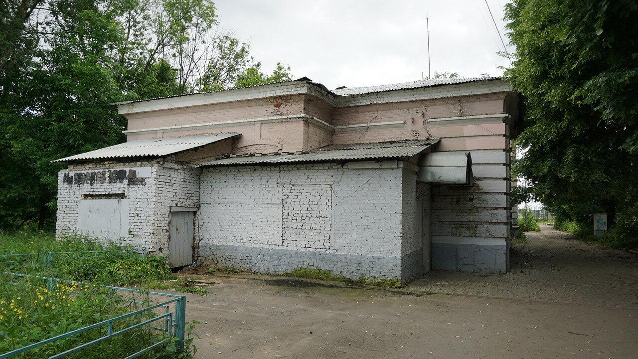 Бутово. Старый вокзал (3).JPG