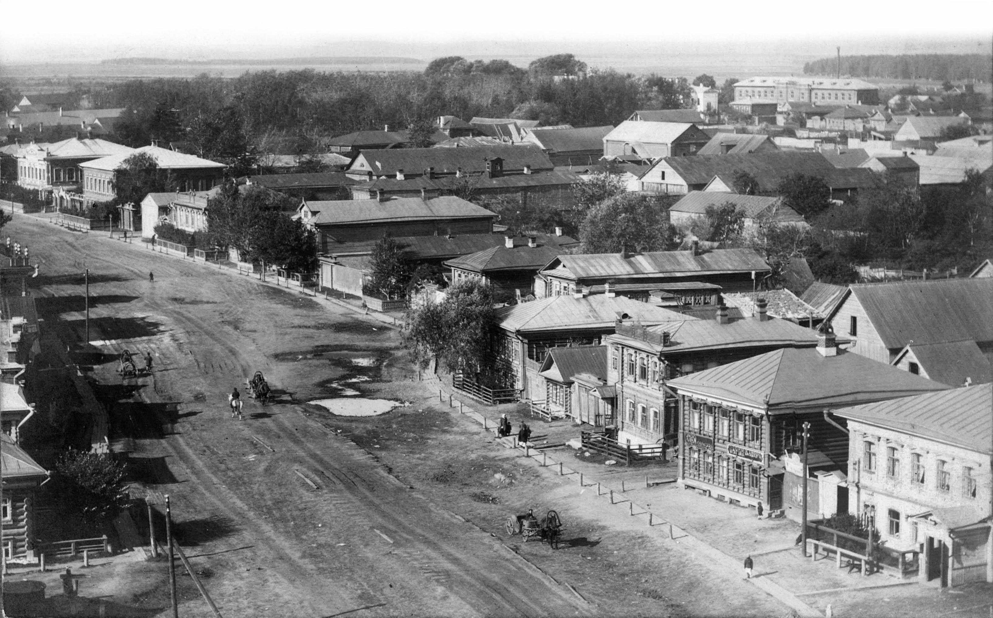 видом какой раньше был город богородск фото ним шоу