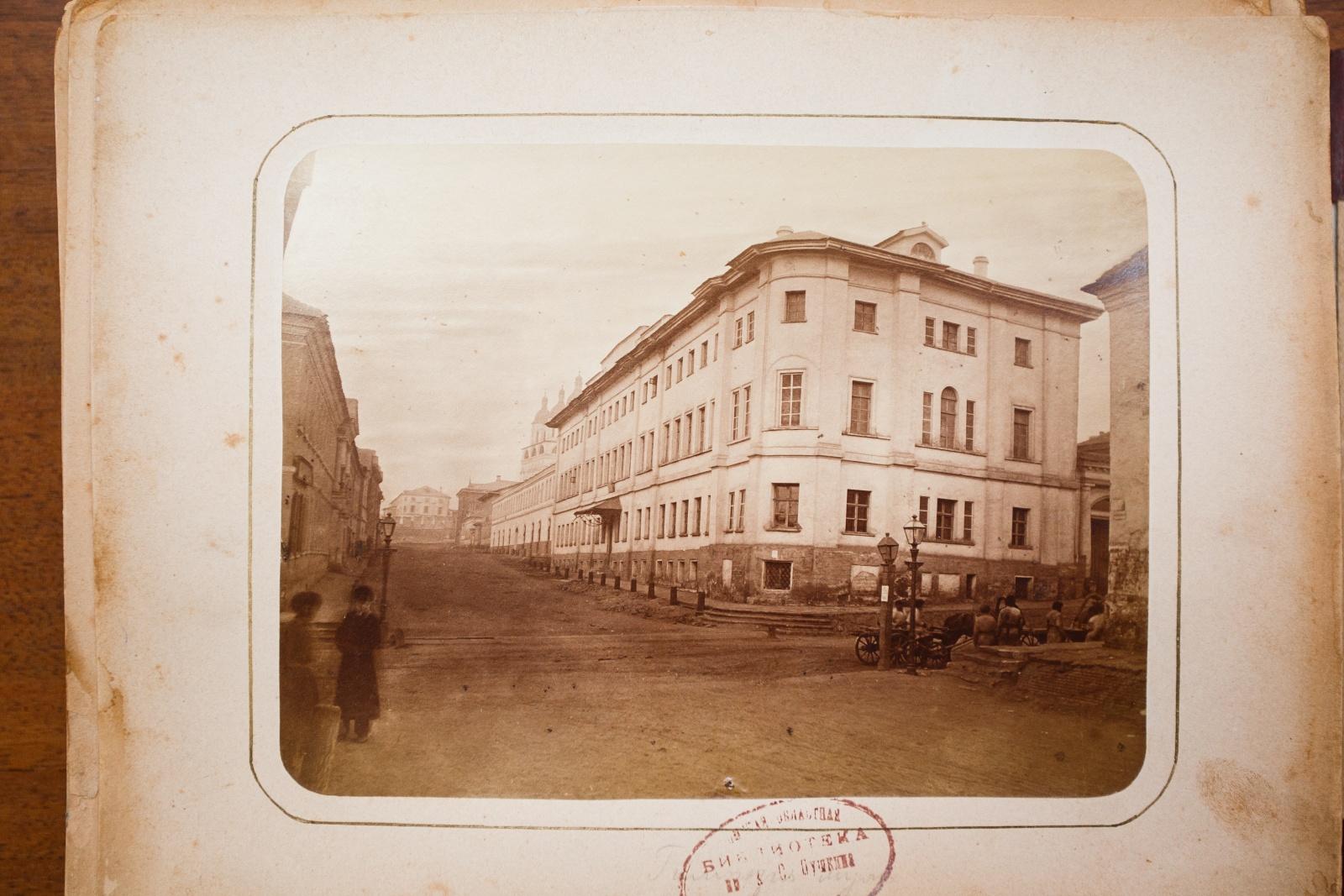 Астраханская гимназия