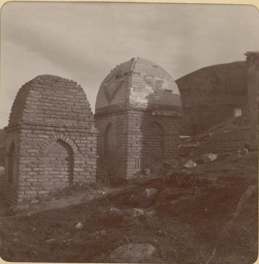 14. Магометанское кладбище