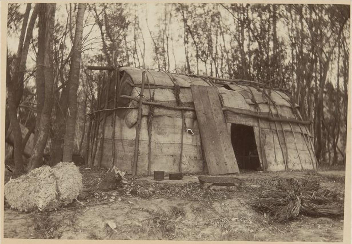 Летний дом на реке Вах