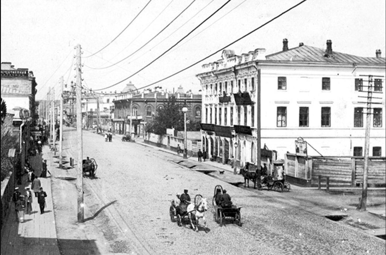 Большая улица
