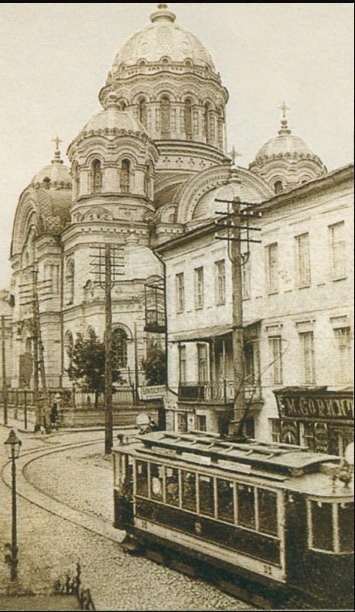 Начало Пушкинской улицы